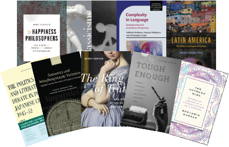 New Faculty Publications