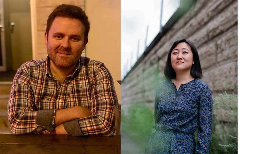 Ben Hoffman and Ling Ma received NEA Creative Writing Fellowships.