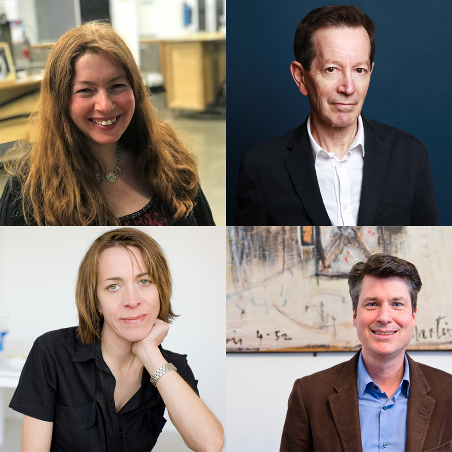 Four of the UChicago Humanities Division Faculty Who Received Research Funding