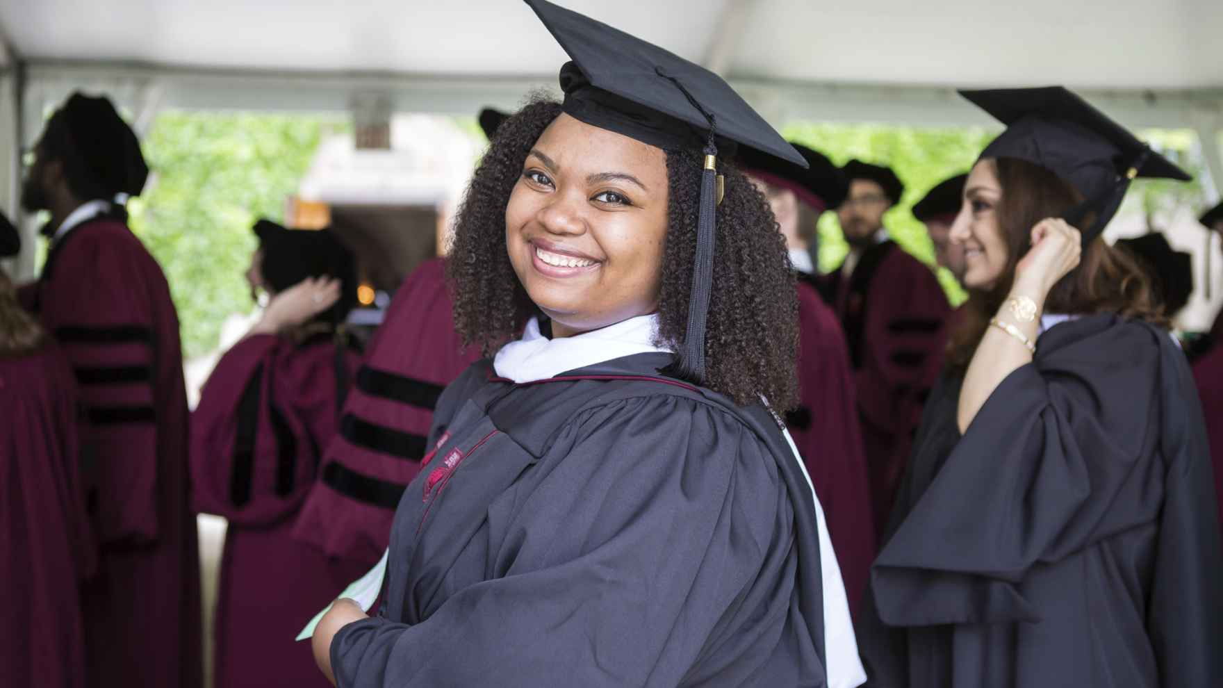 UChicago graduate student became a career adviser to graduating students.