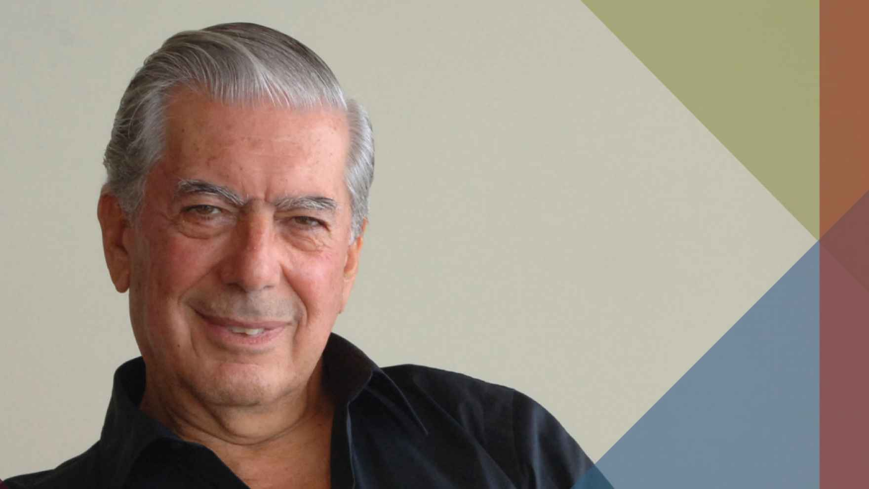 Mario Vargas Llosa to deliver Berlin Family Lectures, April 24–May 15