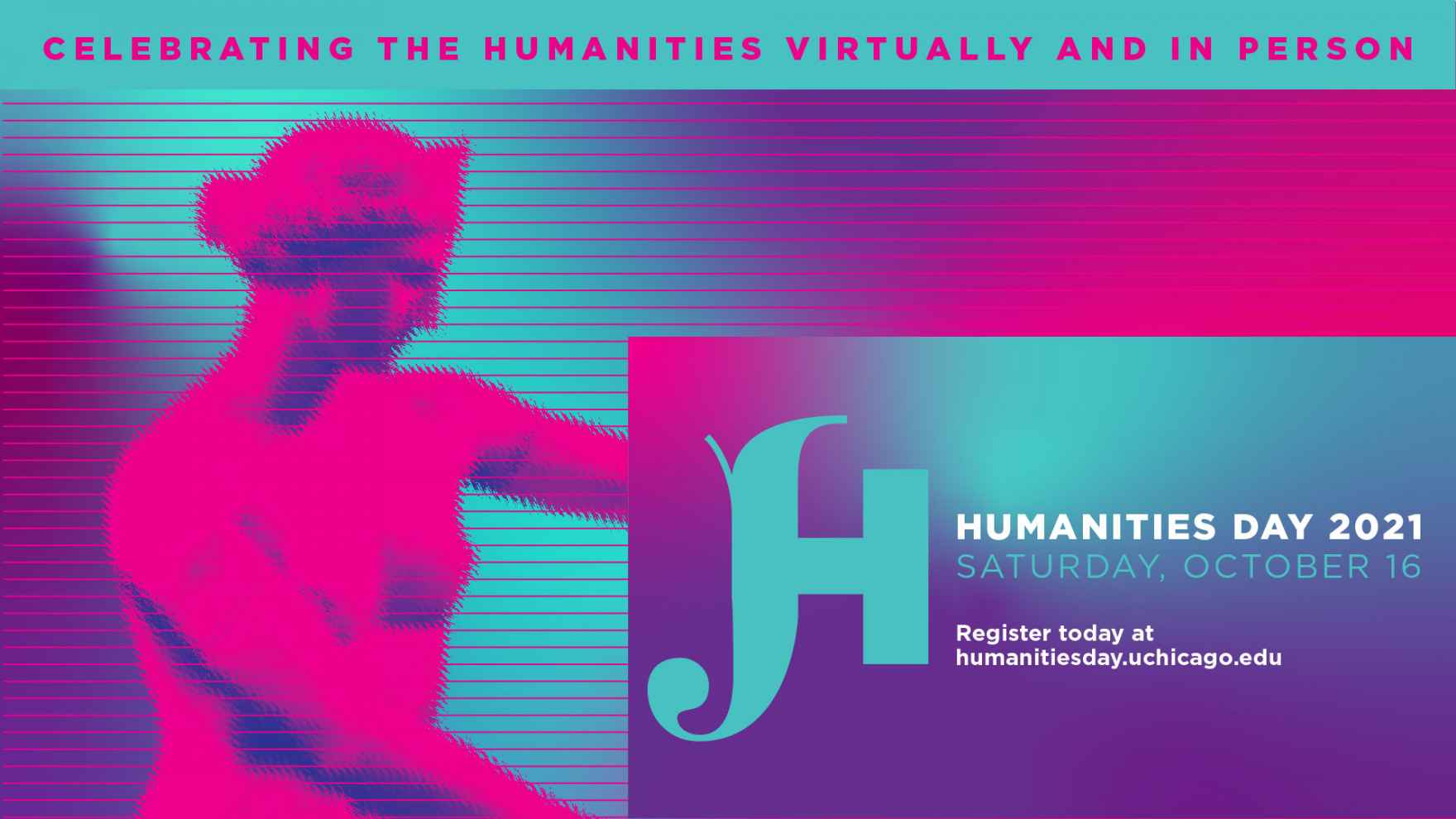 Celebrate Humanities Day Virtually and In Person