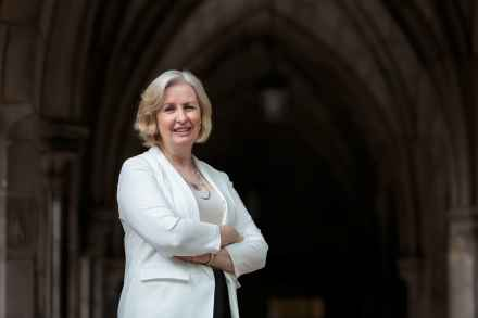 Anne Walters Robertson Named Dean of the Division of the Humanities