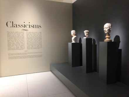 Classicisms is on display through June 11, 2017 at the Smart Museum of Art.