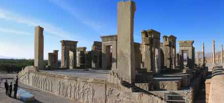 This image of Persepolis is provided by Wikipedia.